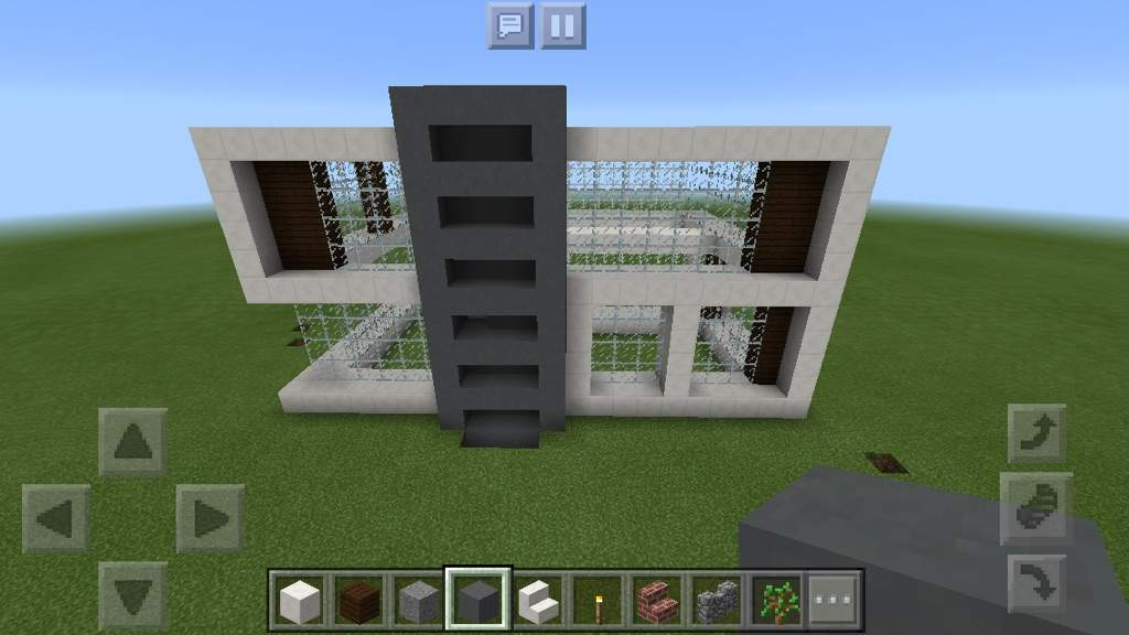 Construction Moderne Minecraft Gamboahinestrosa