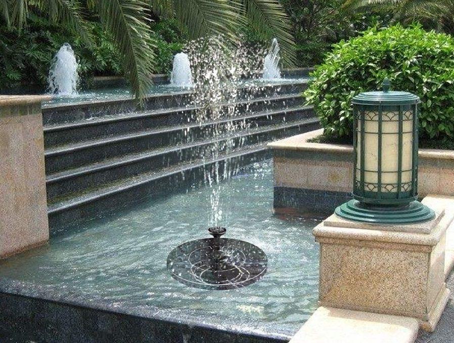 Fontaine Solaire Castorama Gamboahinestrosa