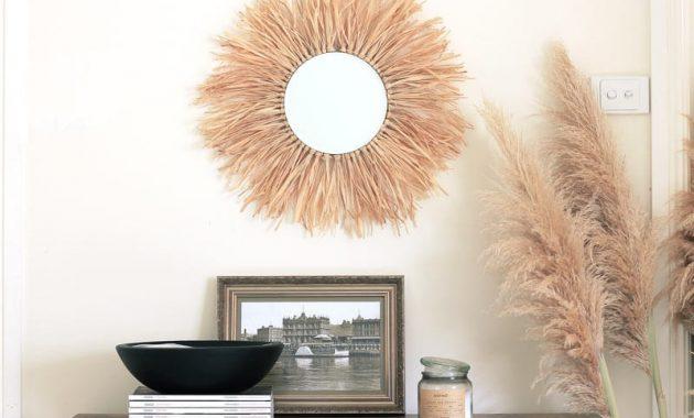 Conception de miroir de style Sun Burst
