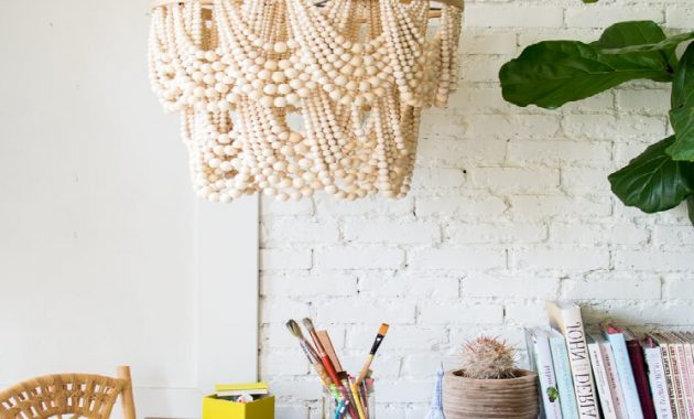 Superbe idée de conception bohème perlée bricolage