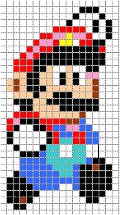 Pixel Art Mario Pixel Art A Imprimer Pokemon Gamboahinestrosa