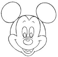 Tete De Mickey A Imprimer Gamboahinestrosa